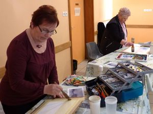 Calendrier des prochains cours d'aquarelle et acrylique