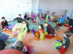 Classe découverte Cirque &amp&#x3B; Petits Débrouillards