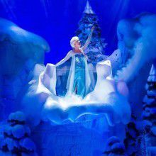 Spectacle &quot&#x3B; Chantons la Reine des Neiges &quot&#x3B;