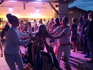 Et encore Tarnos....et une tradition basque!!
