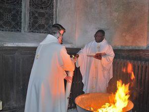 Baptême de Noah et Mathis