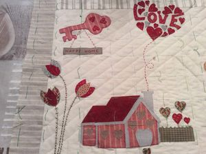 Quilt Happy Home