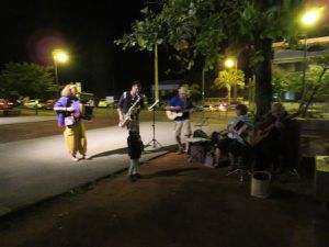 Fête de la Musique à St Pierre , 21 juin