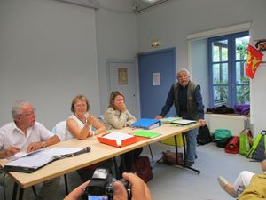 AG 2016 à Tatihou - 30 ans de l'Association