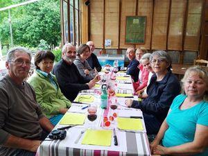 """Le Portet-d'Aspet : Un bistrot de pays, """"Chez Jo"""", une étape incontournable."""