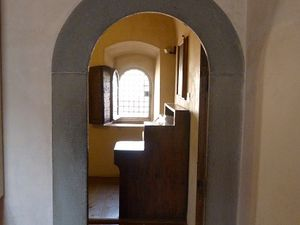Une fresque de Fra Angelico et la cellule du moine fou Savonarole !