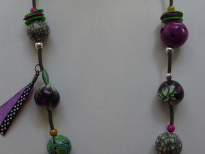 collier cendrine