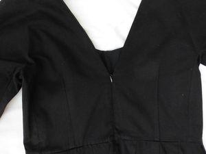 robe noir MANGO SUIT XL ,  neuf NON DISPONIBLE