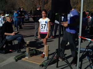 Summer Biathlon à Grenoble le 07/11/15