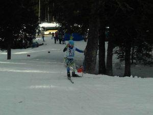 Biathlon à Autrans le 23/03/16