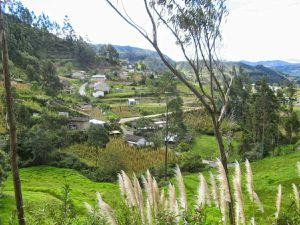 Saraguro: terre indigène et monde andin.  30/ 31 mai 2015