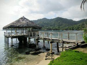 De Caraïbe en Caraïbe (1). Les pieds dans l'eau à Capurganá et Sapzurro. 28 juillet / 2 août 2016