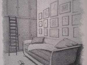 la fameuse chambre du Dr Van Son (alias Dr Nguyen Manh Dôn 7 rue Bonaparte 6è)