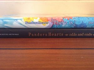 Présentation : Pandora Hearts Odds and Ends
