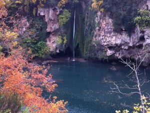 Couleurs d'automne en Aveyron