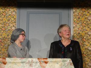 Une pièce : Belle mère envahissante.......