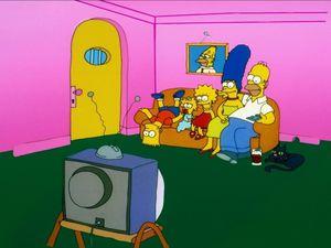 quelques blagues sur la télévision...par Fligoupier, Vidberg, Catherine Meurisse, Ferrand, Les Simpsons,