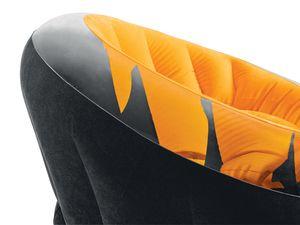 Le fauteuil Onyx Bulle Accueillante Intex