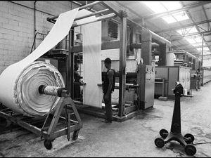 Souvenirs de l'usine ICCA - RCA 1970