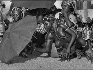 Centrafrique : Musiciens et danseurs traditionnels - 1970