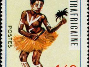 Centrafrique : Troupe Traditionnelle Grand Ballet Centrafricain