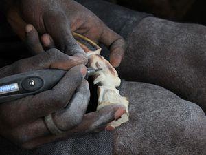 CENTRAFRIQUE : Davy Bitsiboulou - Prix d'excellence UNESCO 2011
