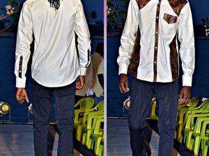 Collection de la Styliste Centrafricaine REGINA MIANGUE