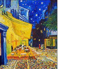 La Nuit peut elle être lumineuse? Les tableaux de Van Gogh ne laissent aucun doute
