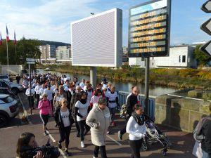 Marche blanche pour Alexia