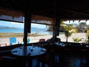 matinée sur Petite Terre et déjeuner en bord de plage