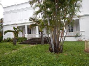 Lau, Ile de la Réunion, maisons créoles