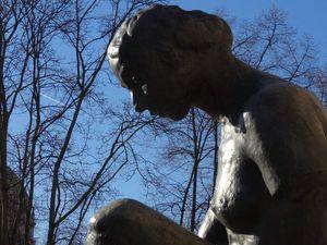 Rodin : &quot&#x3B;l'art n'est que sentiment&quot&#x3B;