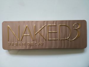 Naked 3 Urban Decay couleur Burnout