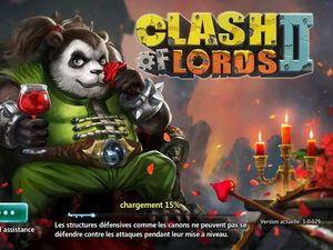 Clash of Lords 2 (Clash Divin)