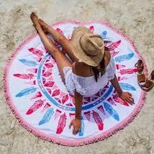 Les indispensables de plage ! The beach essentials!