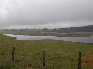 Un clic pour agrandir les photos. Le lac de l'Eclauze.