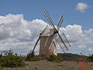 Le Moulin du Redounel.