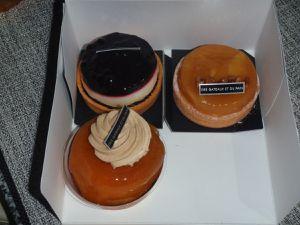 Des Gâteaux et du Pain par Claire Damon