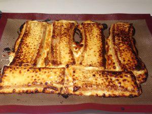 Dressage macaronis