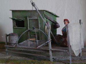cabane de pèche