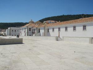 Le fortin au centre du village et des plages de Sesimbra