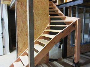 Escaliers en série !