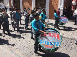 La fête d'Arequipa