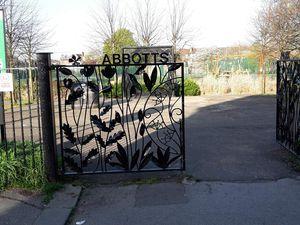 Abbotts Park sur James Lane dans Leyton