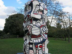 Frieze Sculpture Park 2016 à Regent's Park