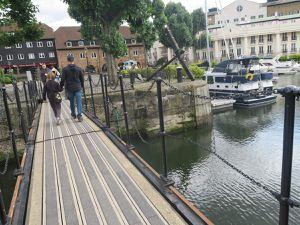 St Katharine Docks, une jolie balade à deux pas de Tower Bridge