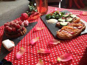 Défi octobre : la cuisine rose