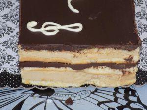 Opéra chocolat/café
