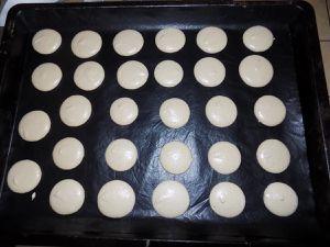 Macarons vanille tonka