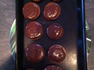 &quot&#x3B;Pistachines&quot&#x3B; moelleux pistache et chocolat sans farine